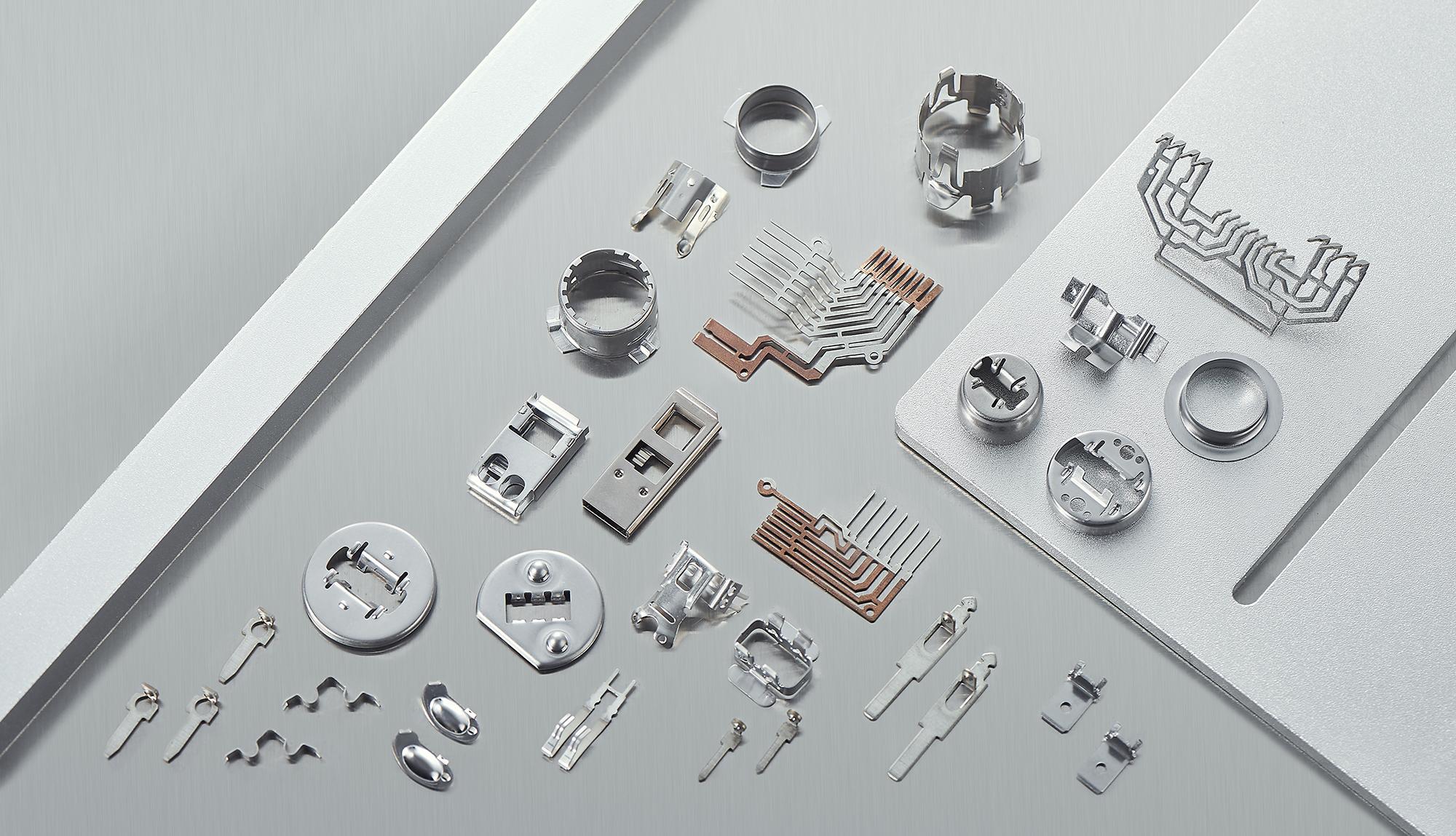 Precision metal stamping company-INVITECH