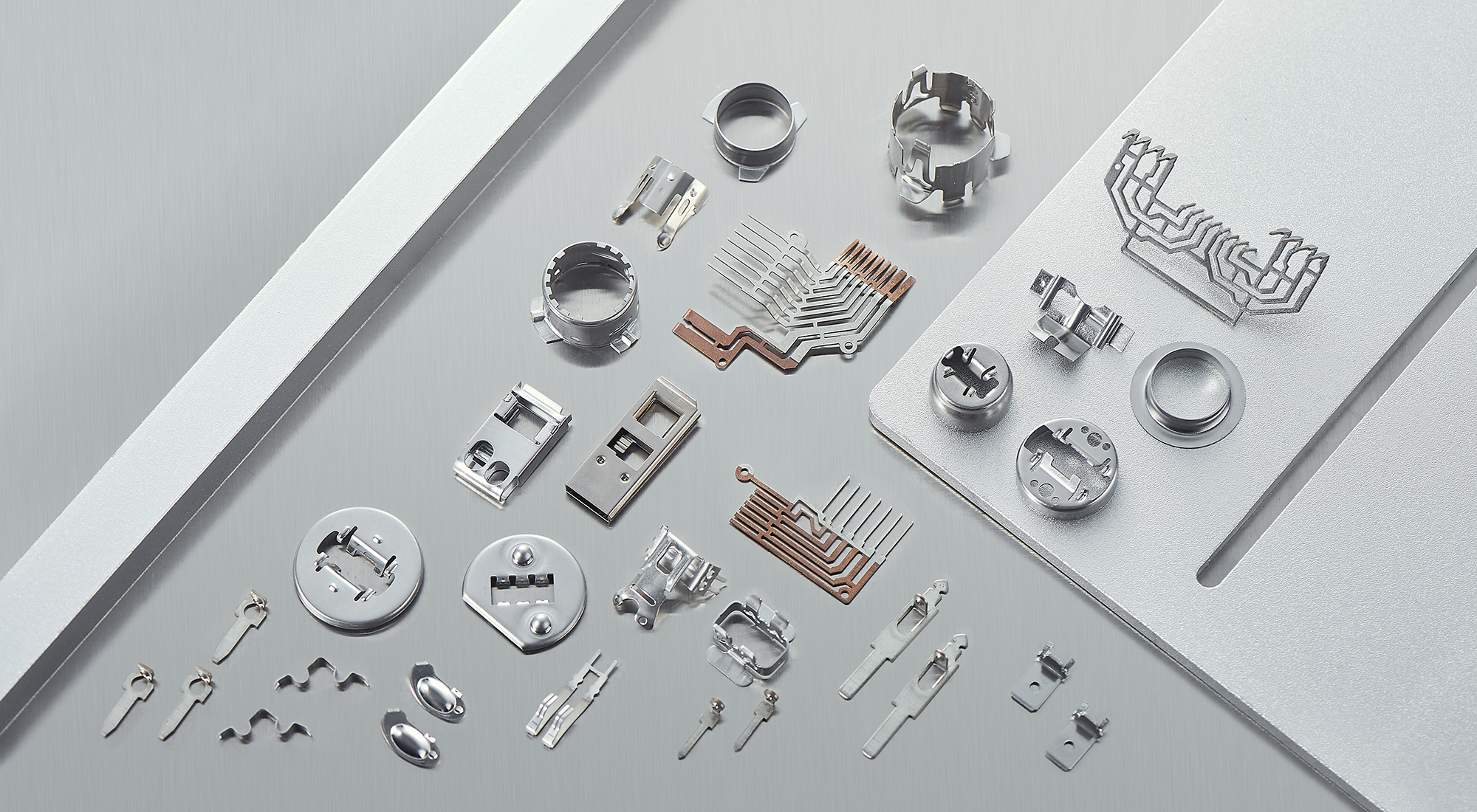 How to reduce the surface roughness of stamping parts